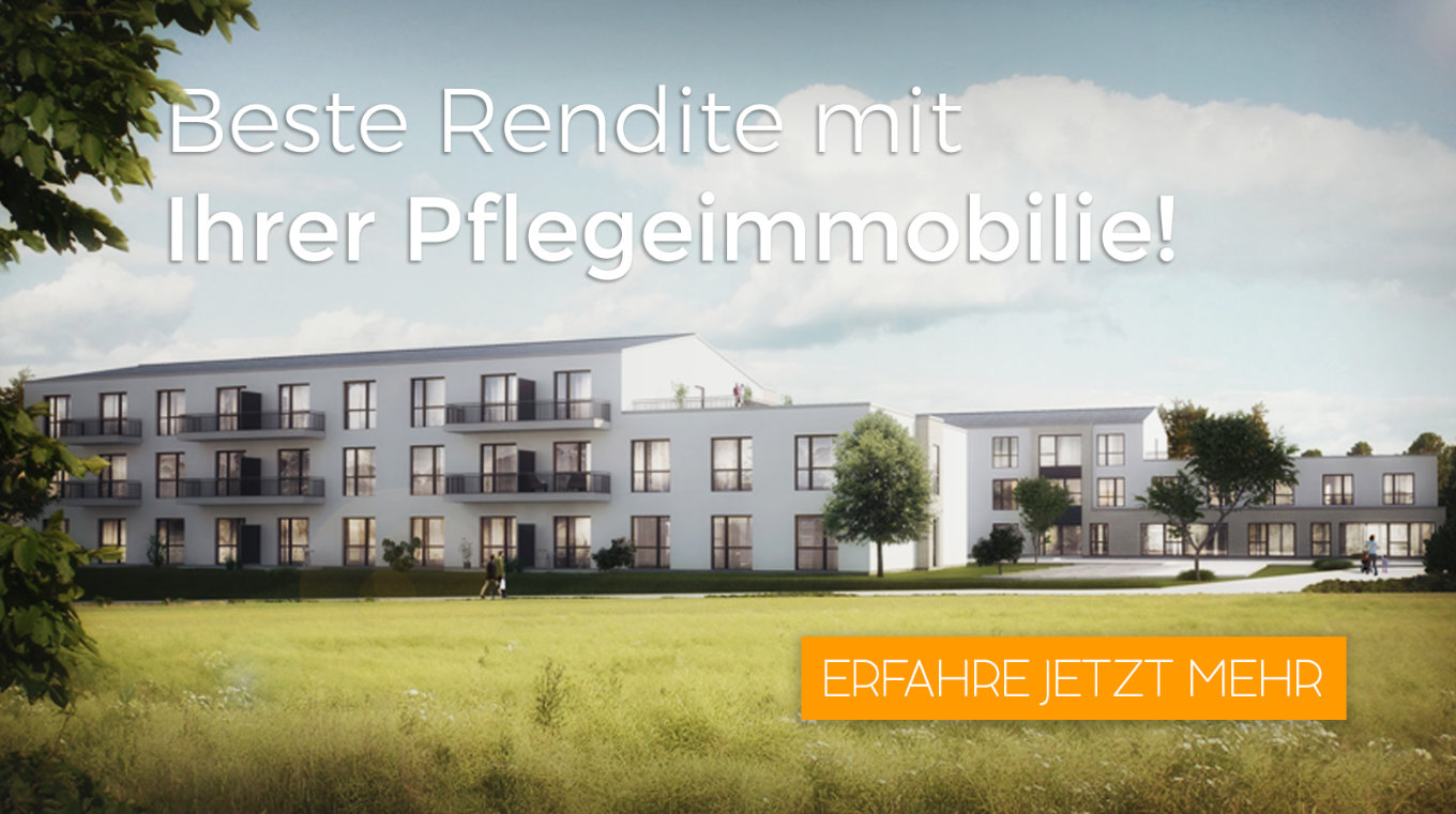Hinz Real Estate - Pflegeimmobilien