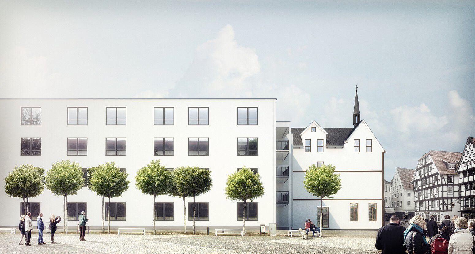 Investieren in Pflegeimmobilien