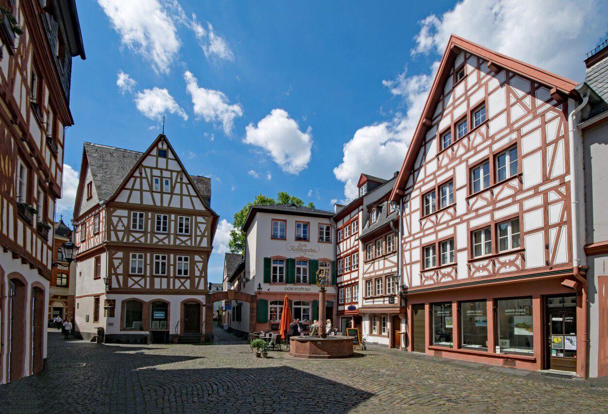 Pflegeimmobilien in Mainz