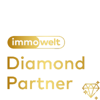 Hinz Real Estate ist Immowelt Diamond Partner
